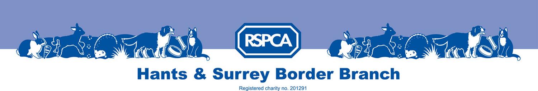 RSPCA Hants and Surrey Border Branch - Home